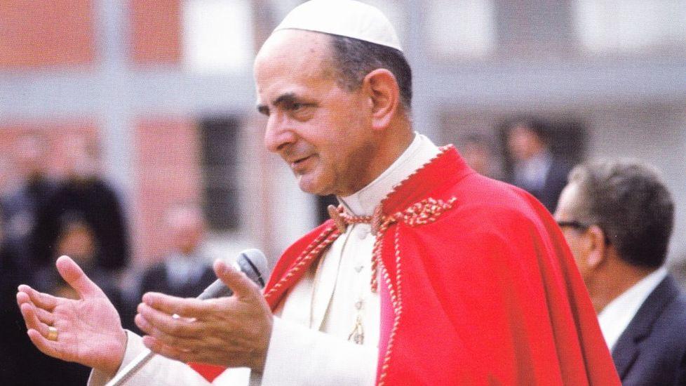 Simposio Homenaje a Pablo VI