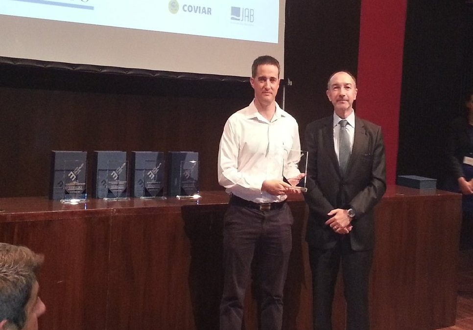 La empresa Fisio Consultores S.L., ganadora del premio Innovación Emergente