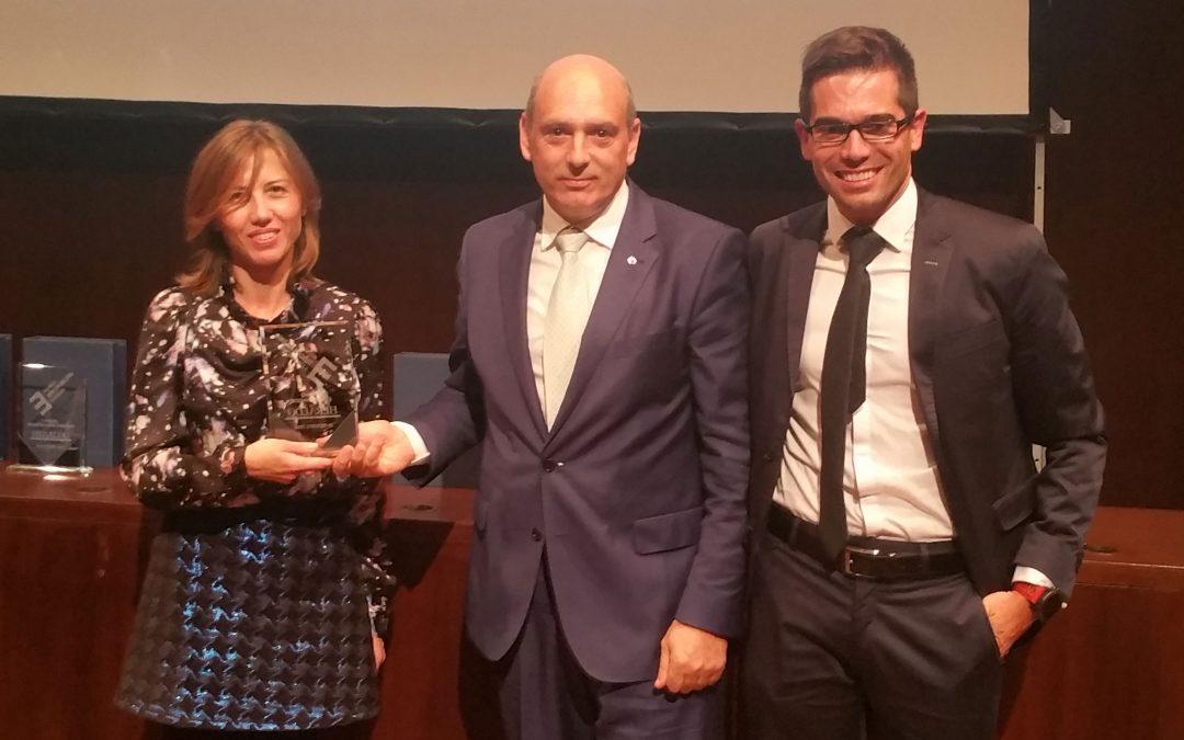 El proyecto LIFE DOMOTIC de Grupo San Valero gana el Premio Ecoinnovación en el certamen Tercer Milenio de Heraldo