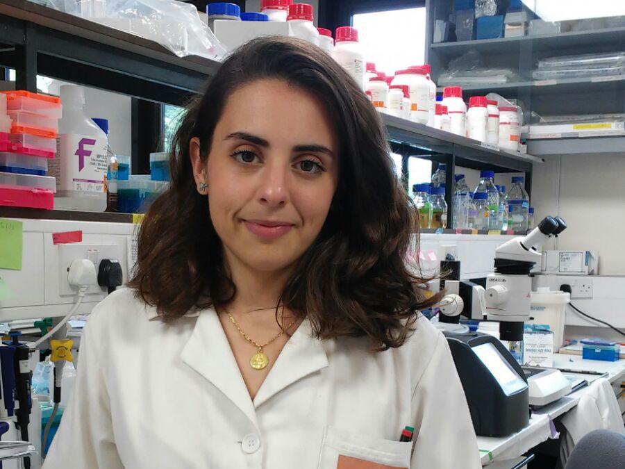 Inés Reigada, investigadora de la Universidad San Jorge, logra una estancia en la Universidad de Durham