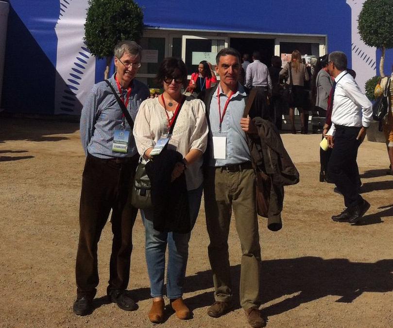 La Universidad San Jorge ha participado en la Convención Marco de la ONU para la lucha contra el Cambio Climático