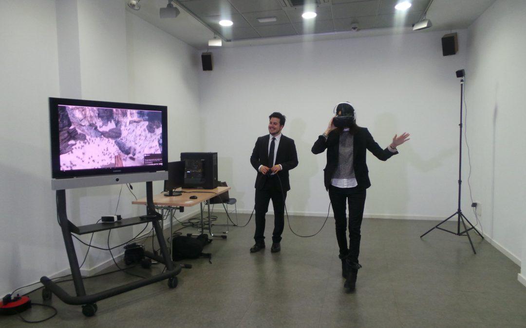 La Universidad San Jorge trae el festival ArtFutura a Zaragoza