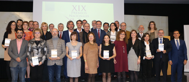 Ediciones Universidad San Jorge recibe el premio a la mejor traducción