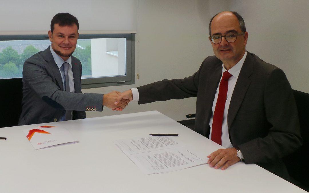 La Universidad San Jorge firma una nueva Cátedra con el laboratorio farmacéutico Pranarom