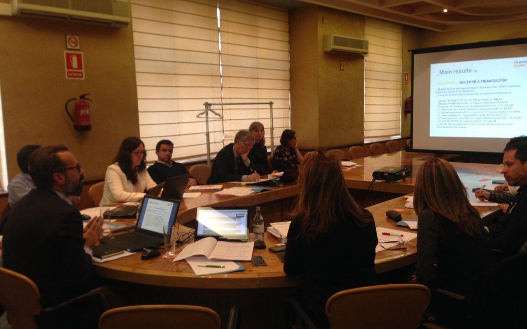 Comienza el proyecto europeo Smart Finance, donde la USJ participa como socio