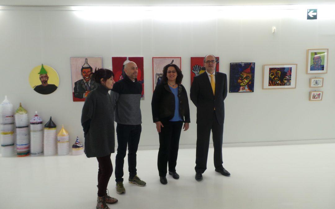 Espacio en Blanco inaugura su segunda exposición