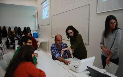 """El grado en Farmacia organiza un workshop en el marco de """"Protégete del sol, protégete del Lupus"""""""