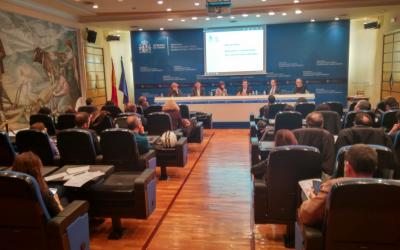 La Universidad San Jorge presenta su nuevo título propio en el Ministerio de Agricultura
