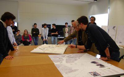 Víctor López Cotelo, segundo invitado a los Jury de Arquitectura