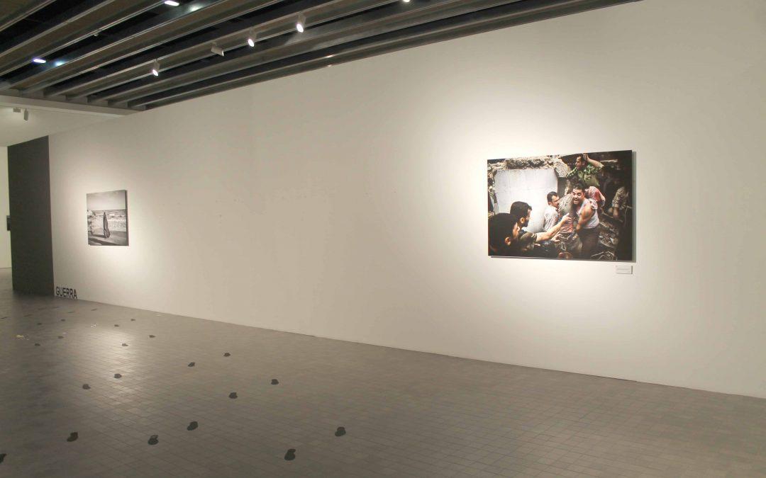 La exposición Mare Nostrum: Guerra y Éxodo en el Mediterráneo se cierra con éxito de público y de actividades