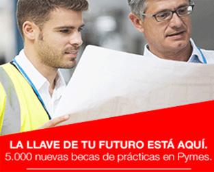 Santander concede 12 becas de prácticas profesionales a la USJ