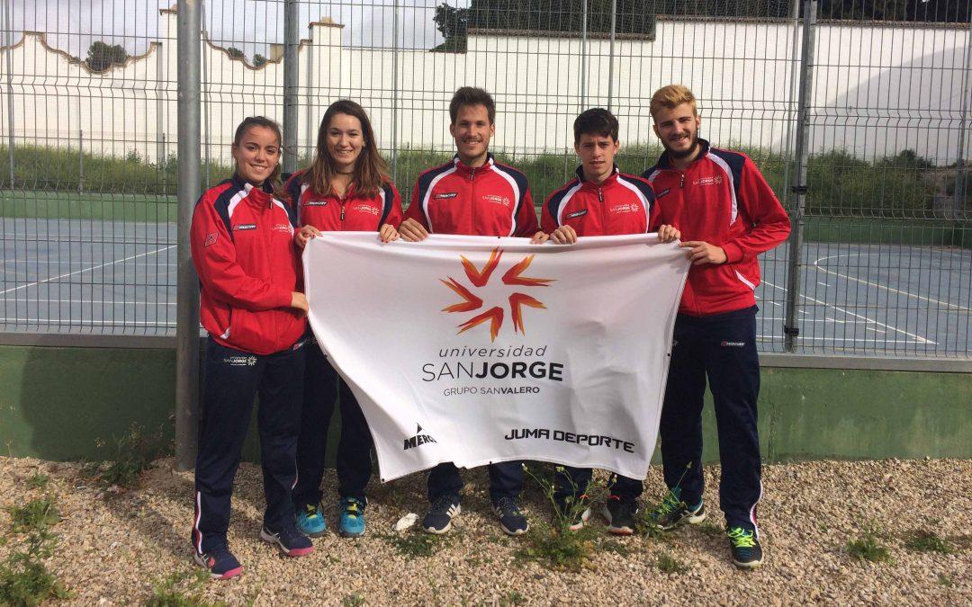 La USJ, presente en el Campeonato de España Universitario de Pádel 2017