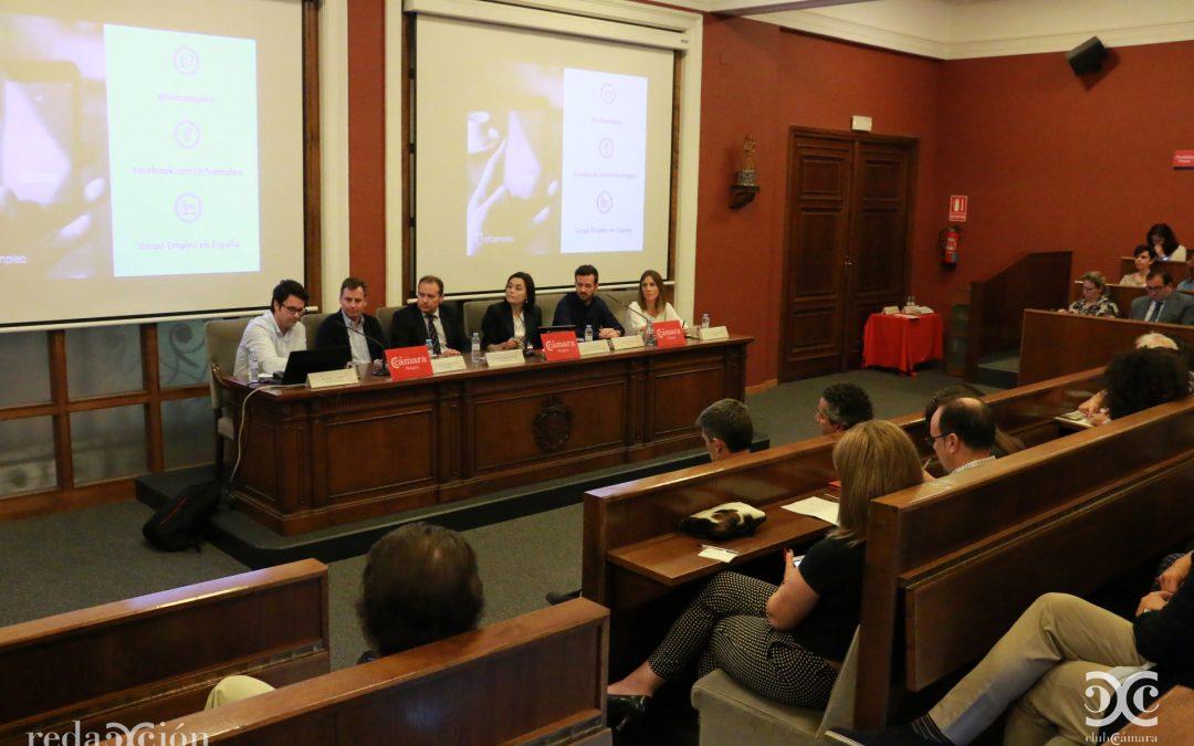Jornada 'La escasez de talento en IT' de la Universidad San Jorge y Cámara de Zaragoza