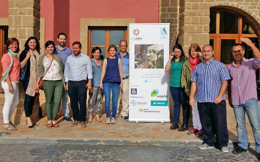 El curso de Experto Universitario en Comunicación Agroalimentaria profundiza en la industria agroalimentaria y el cooperativismo