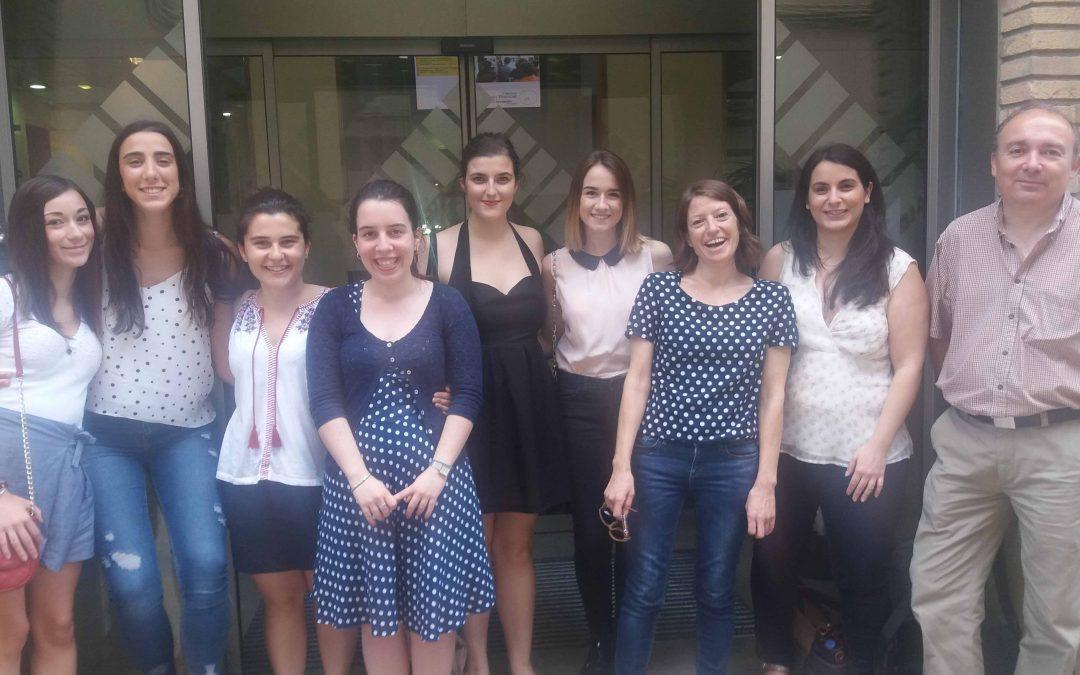 """El grado de Traducción y Comunicación Intercultural finaliza su ciclo """"Migrantes y refugiados. La respuesta de la sociedad aragonesa"""""""