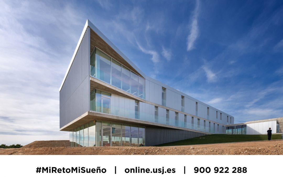 Presentación de los nuevos grados online de la Universidad San Jorge