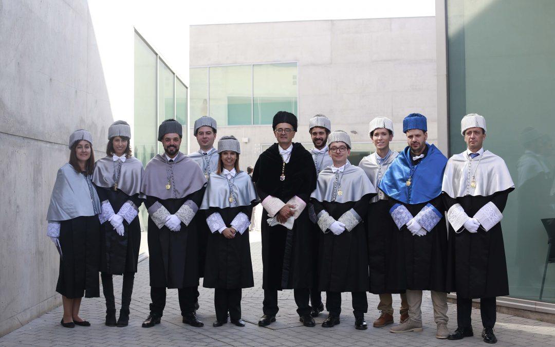 La Universidad San Jorge celebra el acto oficial de Apertura del curso 2017-2018
