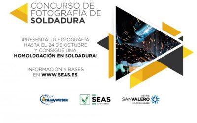 Abierto el plazo para participar en el Concurso de Fotografía de Soldadura 2017
