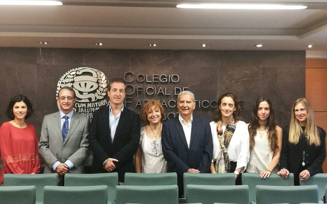 La Universidad San Jorge presenta un programa de seguimiento farmacoterapéutico a pacientes anticoagulados