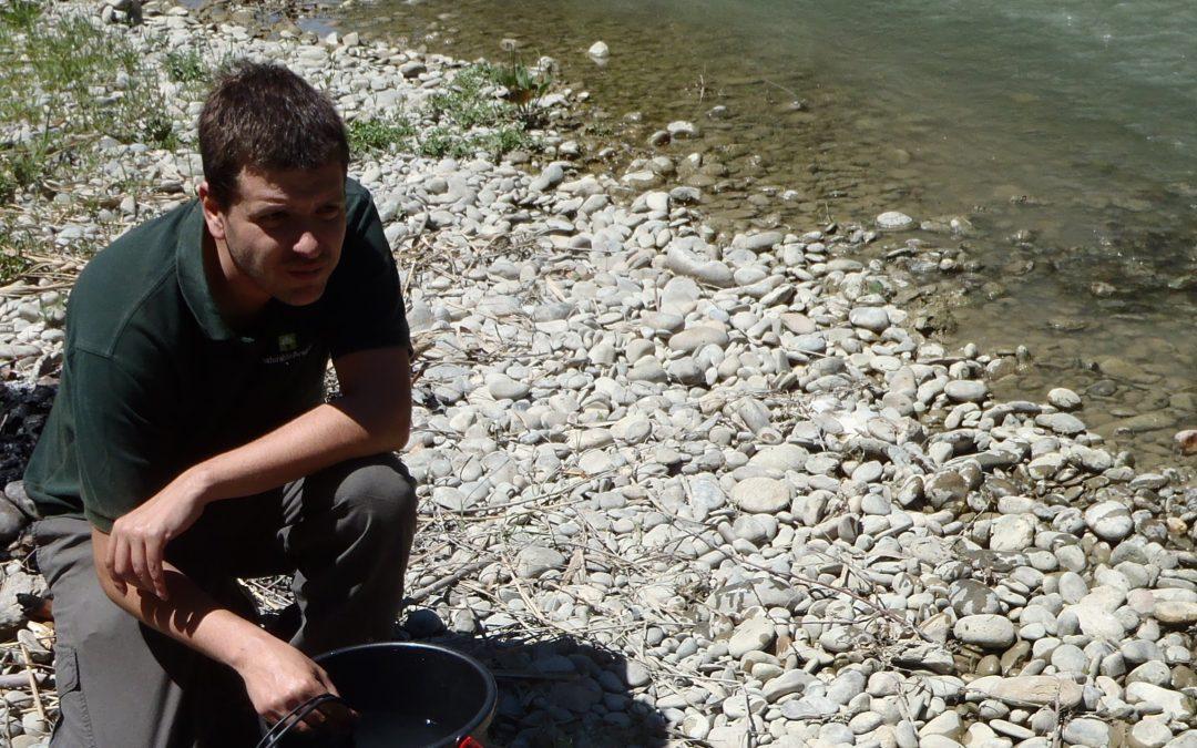 La Universidad San Jorge crea una nueva metodología para conocer la evolución de las temperaturas en los ríos ante el cambio climático