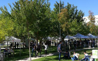 La Universidad San Jorge inicia el curso académico 2017-2018 con una jornada de acogida para los nuevos estudiantes