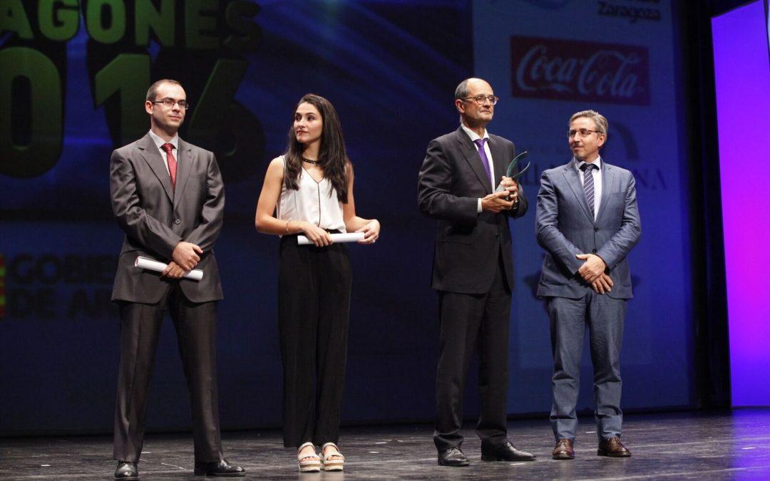 La Universidad San Jorge participa en la vigésima Gala del Deporte Aragonés