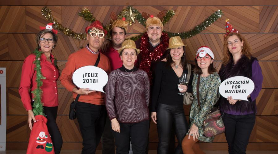Grupo San Valero os desea Feliz Navidad