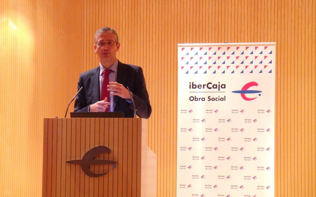 El director general de Economía y Estadística del Banco de España imparte una clase con motivo del comienzo del Título de Experto en Gestión Inmobiliaria de la USJ