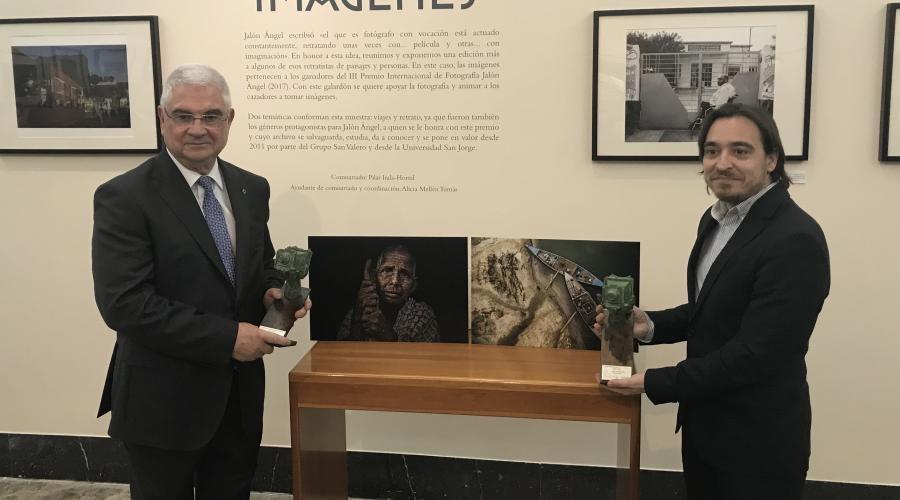 El Archivo Jalón Ángel entrega sus premios internacionales de fotografía e inaugura la exposición Cazadores de imágenes