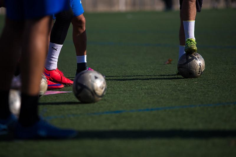 La Universidad San Jorge y el Real Zaragoza colaboran para investigar el uso de GPS en partidos y entrenamientos