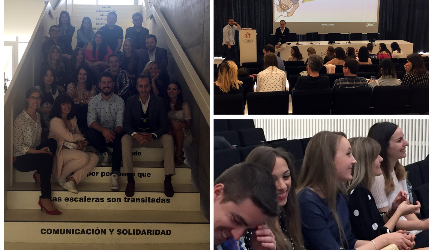 La Facultad de Comunicación y Ciencias Sociales celebra la V Edición de los Quinquenios