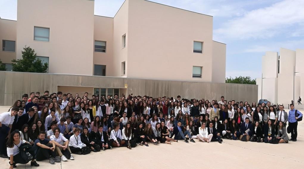 El MEP reúne a 400 alumnos de Secundaria para debatir sobre el acoso escolar