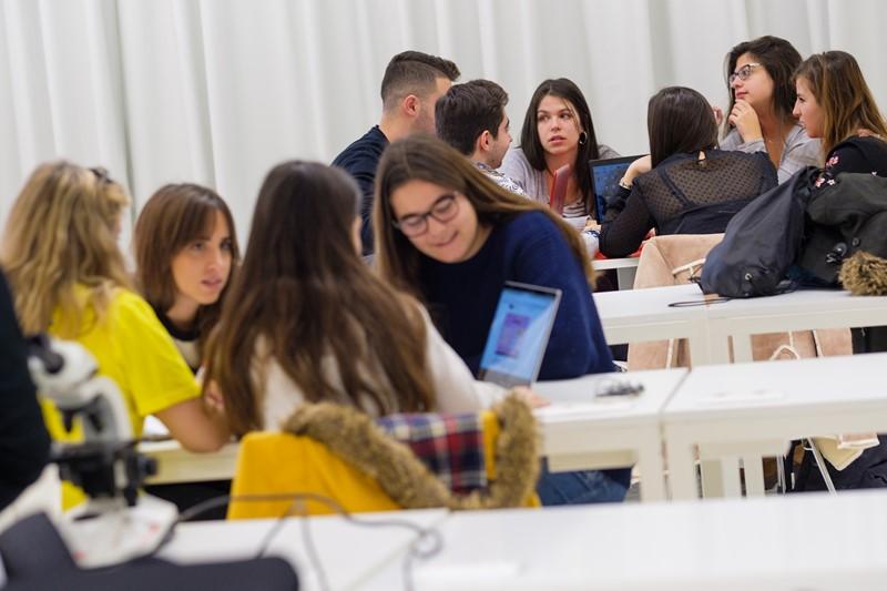 El 90% de los egresados de la USJ de la promoción 2014 trabajan actualmente y la mayoría percibe un sueldo superior a 1.000 euros