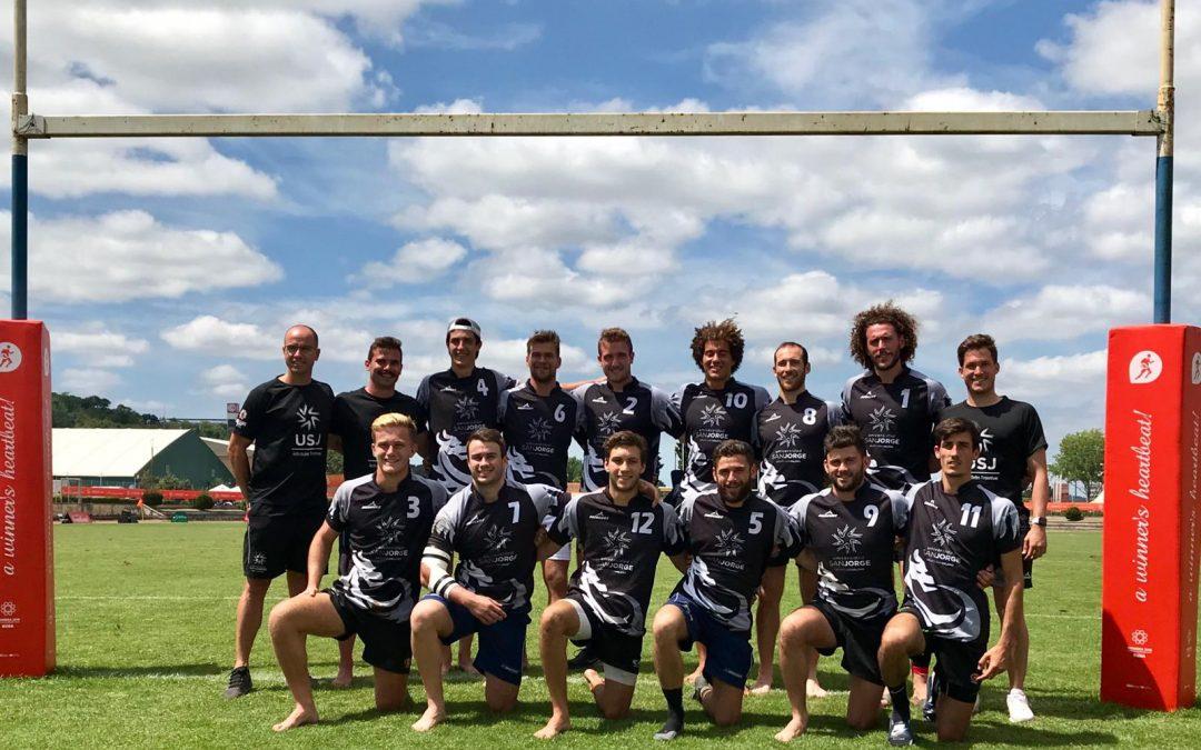 La Universidad San Jorge gana la medalla de bronce en rugby 7 en los European Universities Games