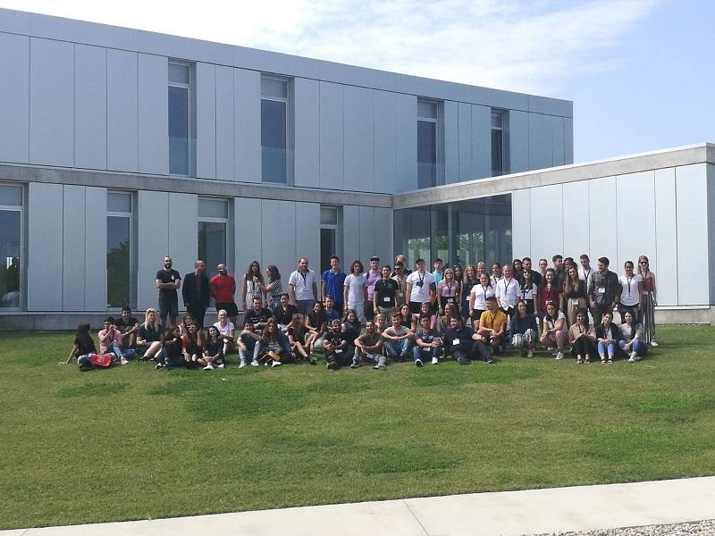 Casi un centenar de alumnos internacionales comenzarán el curso en la USJ