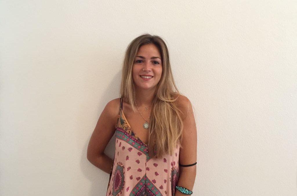 Brenda Pérez, egresada de Periodismo y Comunicación Audiovisual de la USJ, disfrutará de una beca de la agencia EFE en Londres