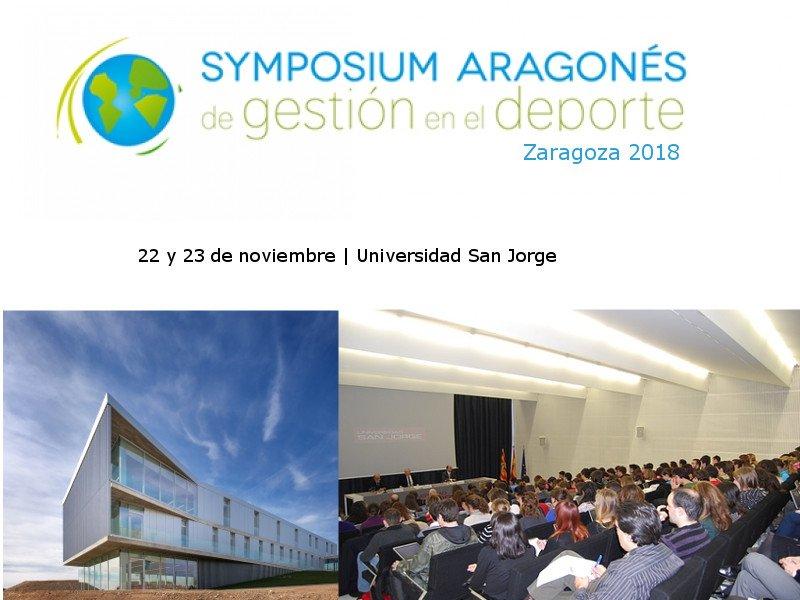 La USJ acoge la quinta Edición del Symposium Aragonés de Gestión en el Deporte