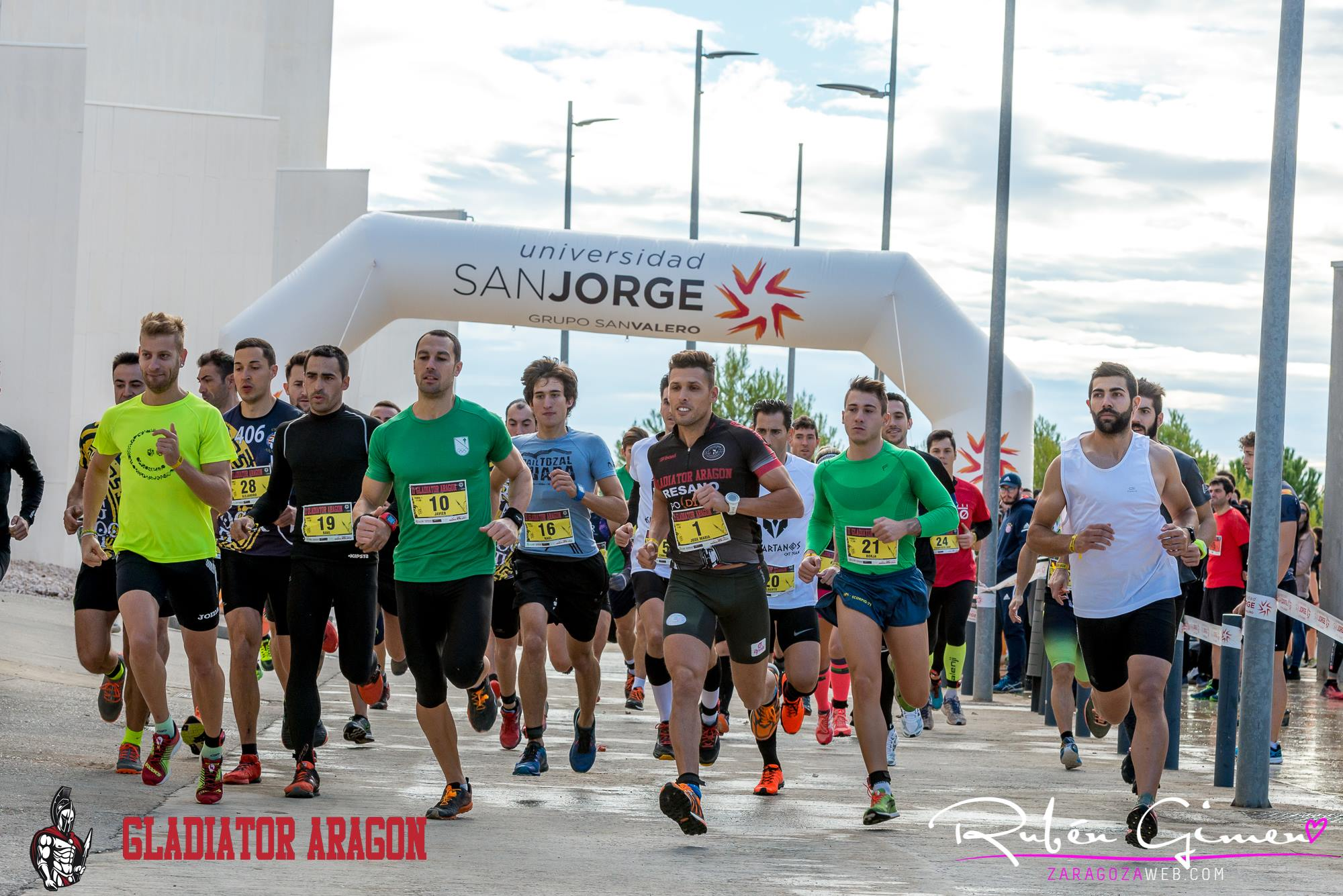 El Servicio de Actividades Deportivas de la Universidad San Jorge crea la Race League USJ
