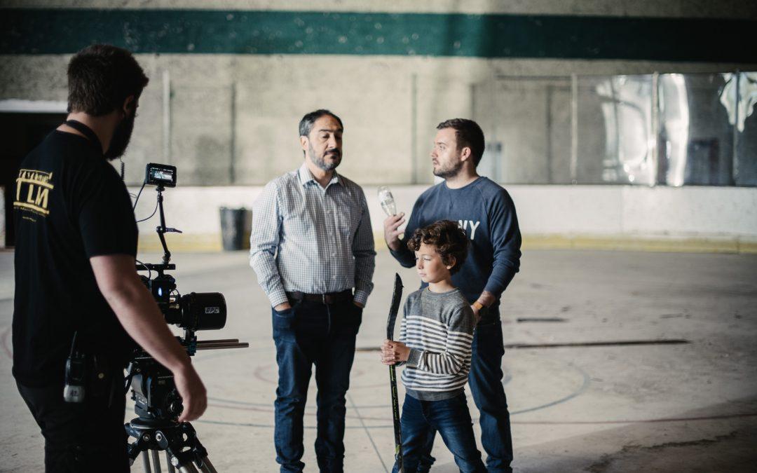 """Lucas Castán continúa consiguiendo premios por su cortometraje """"Los hombres de verdad no lloran"""""""