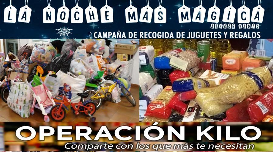 Grupo San Valero pone en marcha las campañas solidarias navideñas de alimentos y regalos