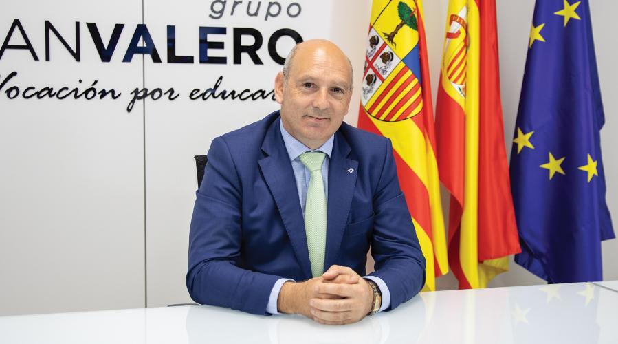 El patronato del Grupo San Valero renueva a César Romero Tierno como administrador único de SEAS
