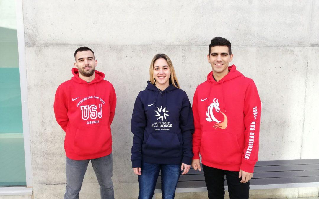 La Universidad San Jorge lanza una línea de ropa deportiva y casual a través de la Tienda USJ