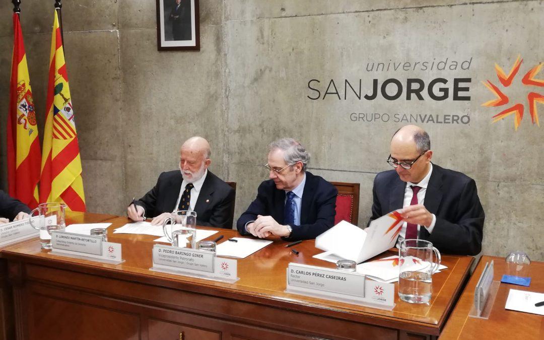 Donación del legado del catedrático Lorenzo Martín-Retortillo