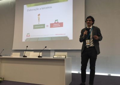 Diego Marro en las Jornadas Científicas de Farmacia Magistral
