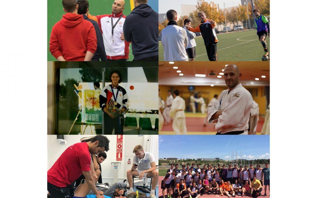 Campeones USJ, deportistas de élite que hoy transmiten su experiencia en las aulas