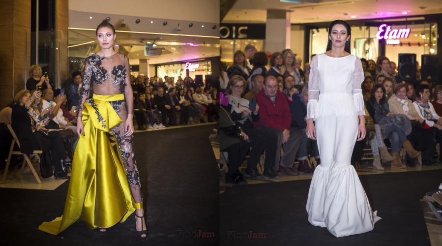 Las creaciones de los alumnos de Dsigno acaparan la atención de más de 1000 personas con un desfile de moda en Grancasa