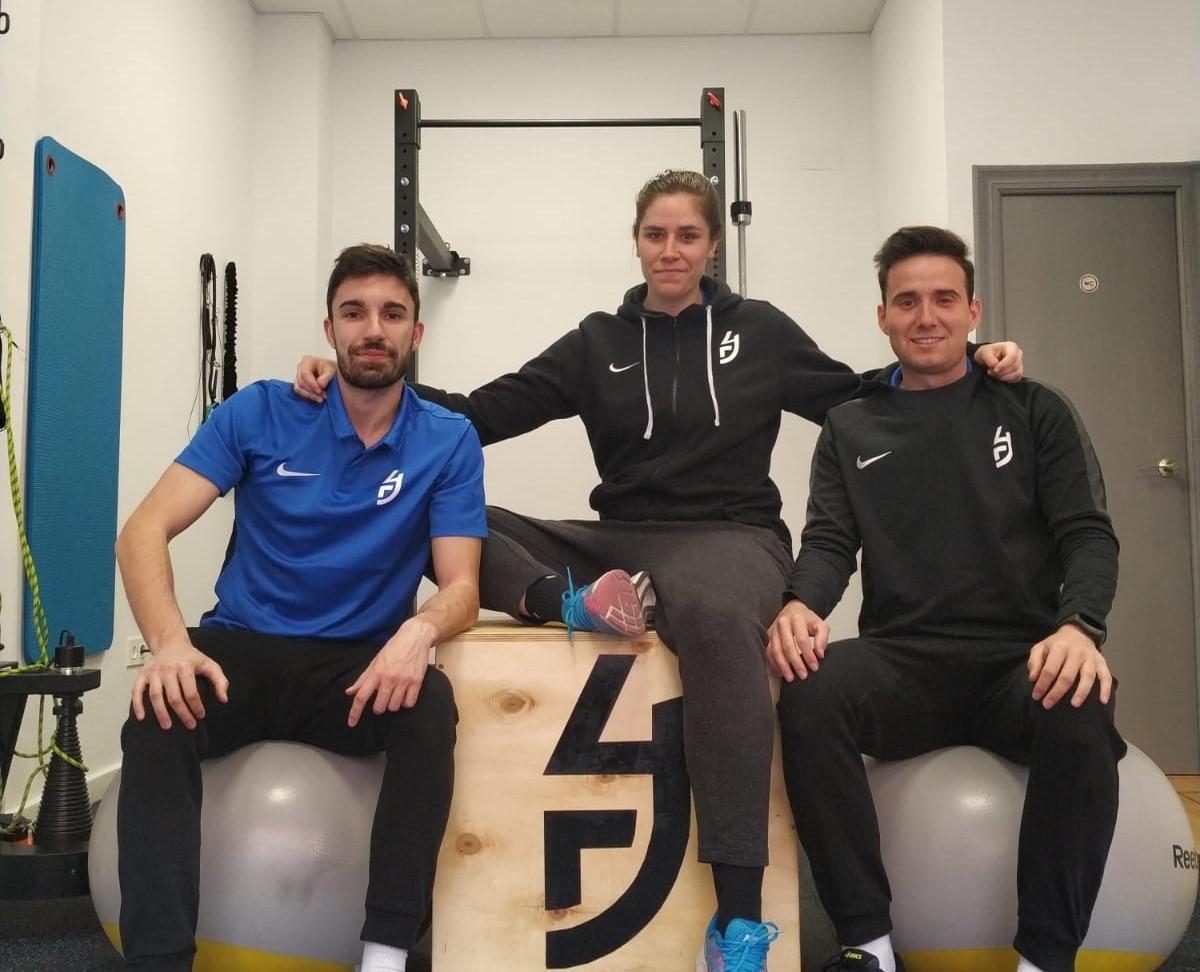 4D Rendimiento físico y deportivo, un nuevo concepto de entrenamiento para profesionales