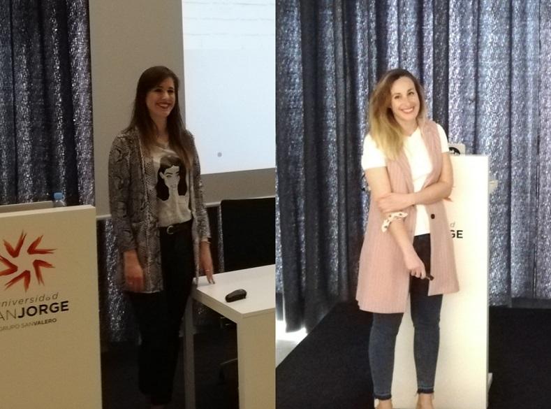 """Las egresadas Laura Alanís y Miriam Gómez imparten las dos primeras conferencias del ciclo """"De la academia a la profesión"""""""