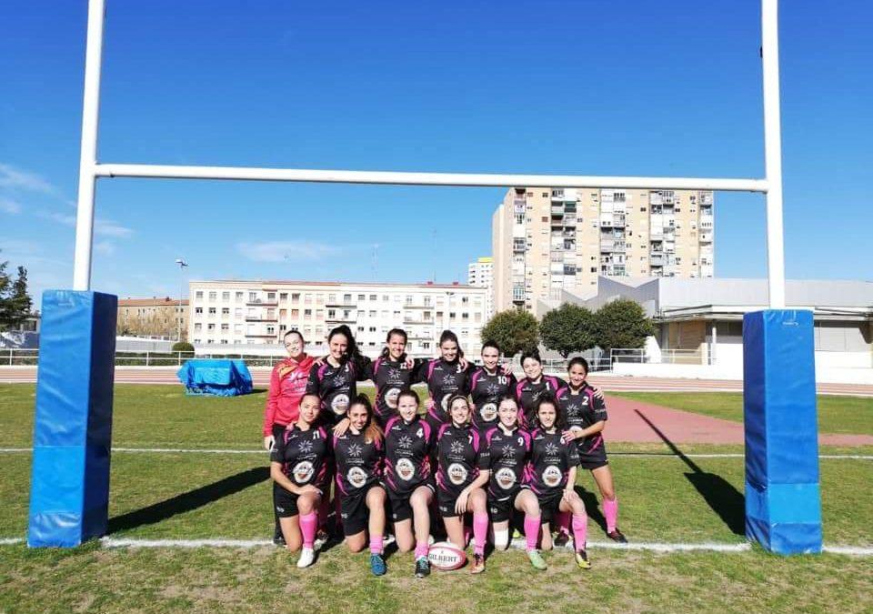 La USJ se proclama ganadora de los Campeonatos de Aragón Universitarios de Rugby 7