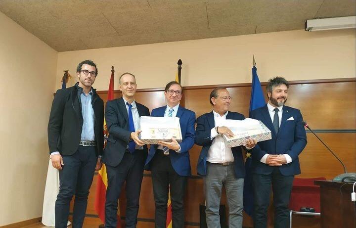 El profesor Miguel Ángel Motis consigue el premio Alconstantini 2019